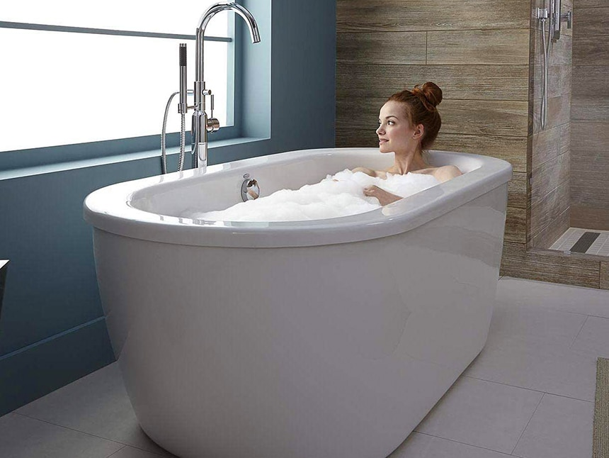10 Best Acrylic Bathtubs – Take a Deep and Relaxing Soak!