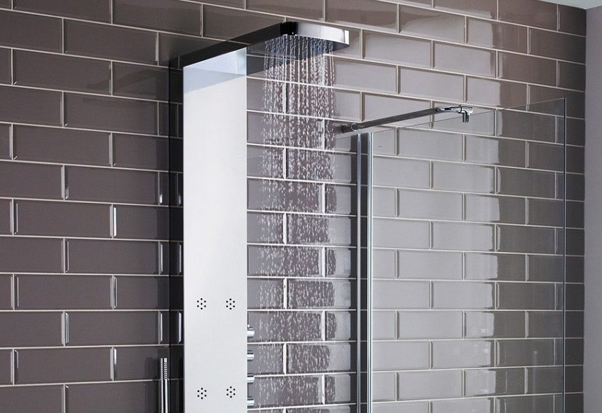 8 Best Shower Panels - Get the Feeling of Getting a Massage While You Bathe!
