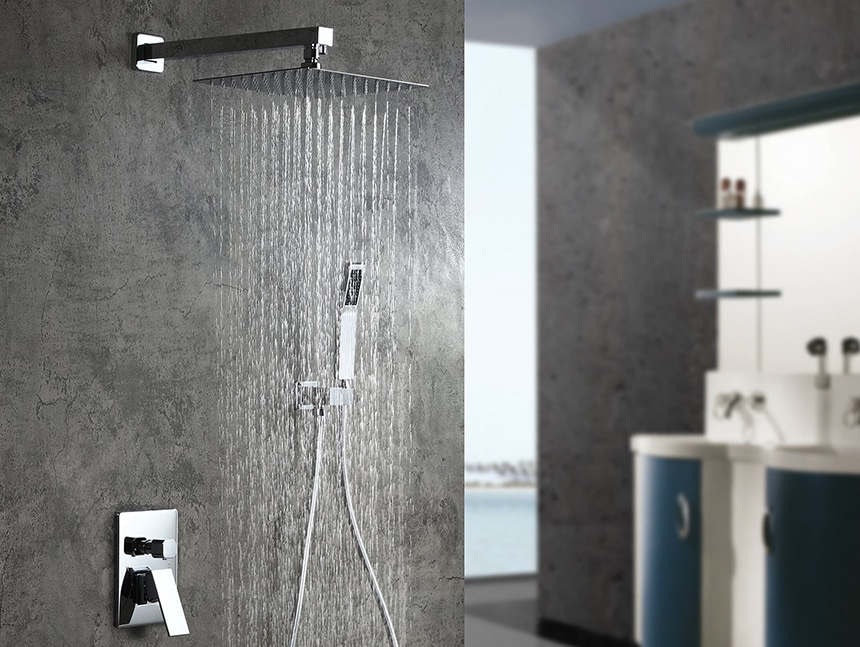 10 Best Rain Showerheads – Get a Feeling of a Heavy Rainfall in Your Bathroom!