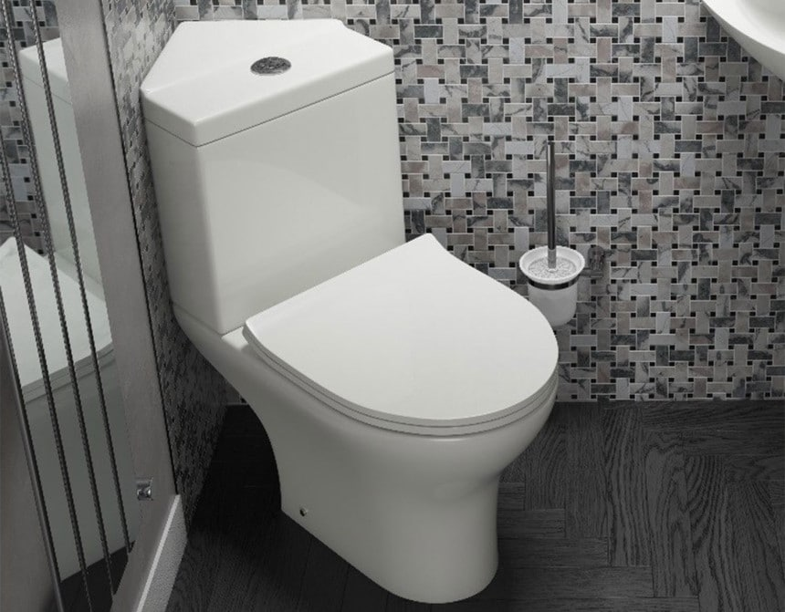 6 Best Corner Toilets to Save Space in the Bathroom