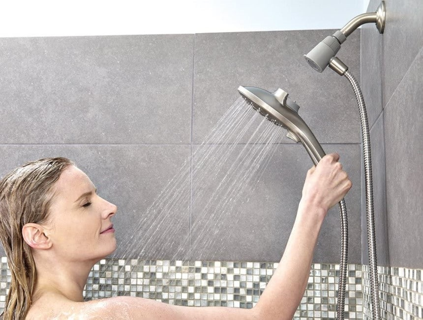 8 Best Handheld Shower Heads- Classy Style, Modern Functions
