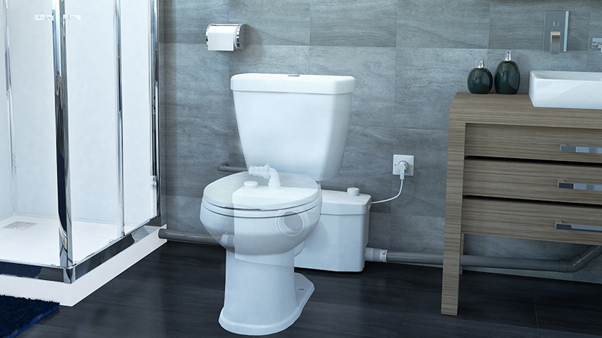 7 Awesome Macerating Toilets with Most Efficient Motors