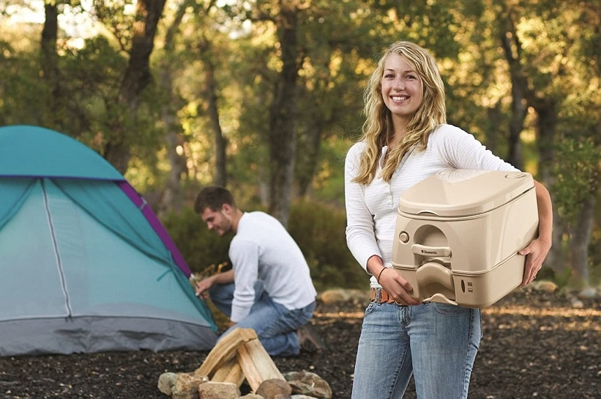 9 Best Portable Toilets - Convenient And Easy To Use