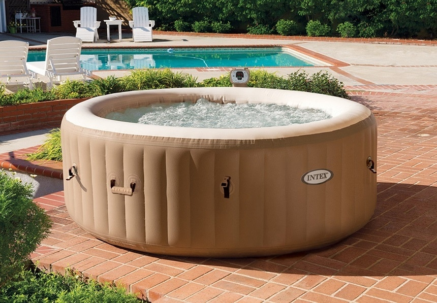 8 Best Plug and Play Hot Tubs for Easy Installation and Portability!