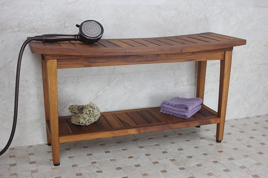 8 Best Shower Benches for People with Limited Mobility