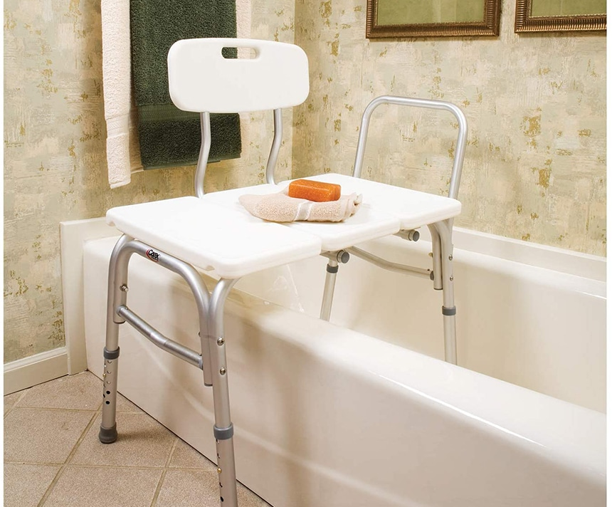 8 Best Shower Chairs for Elderly - Reviews and Buying Guide
