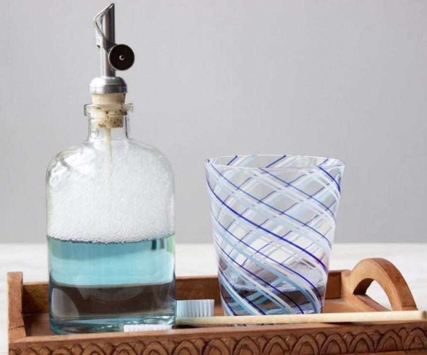 7 Awesome Mouthwash Dispensers - Elegant Accessory for Fresh Breath