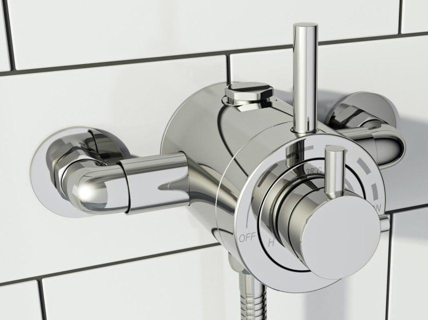 Thermostatic vs. Pressure Balance Shower Valves