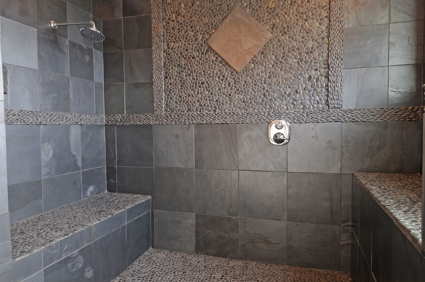 How to Clean Shower Tiles without Scrubbing