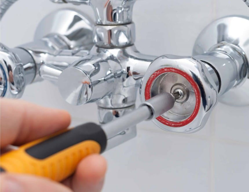 How to Replace Two-Handle Shower Valve?