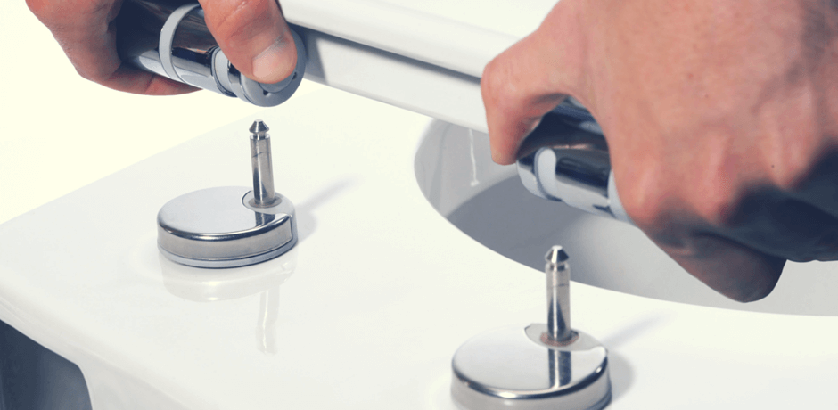 How to Replace Toilet Seat with Hidden Bolts Easily