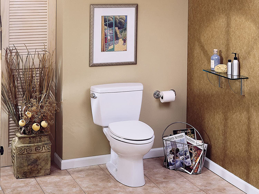 8 Great Two-Piece Toilets for Better Design and Installation Options