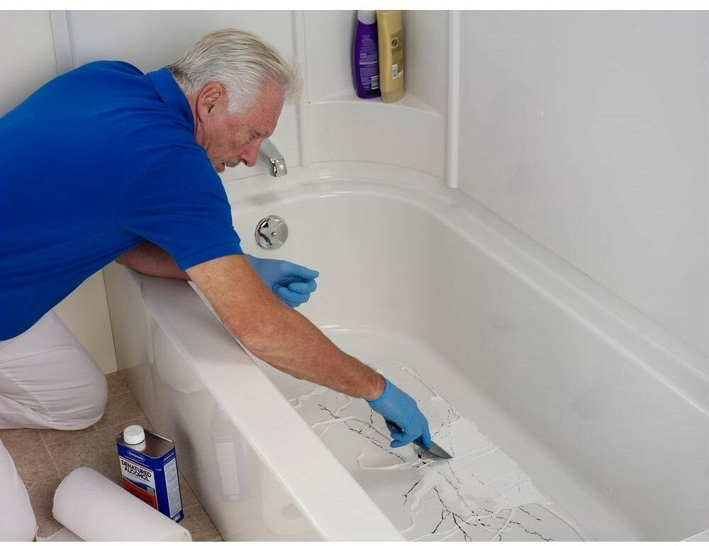 How to Fix a Crack in a Fiberglass Tub - Detailed Guide