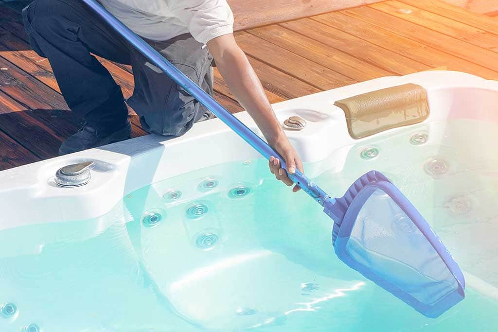 How to Clean a Hot Tub That Has Been Sitting - A Handy Guide