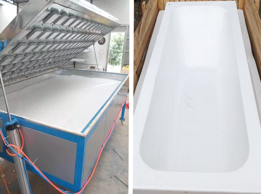 Acrylic Tubs vs Fiberglass Tubs: What's the Difference?